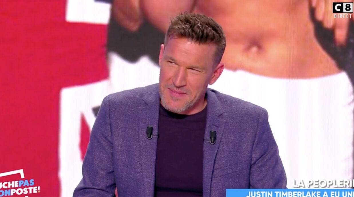 VIDEO Benjamin Castaldi: très gêné, il révèle avoir eu une aventure avec… une Spice Girl