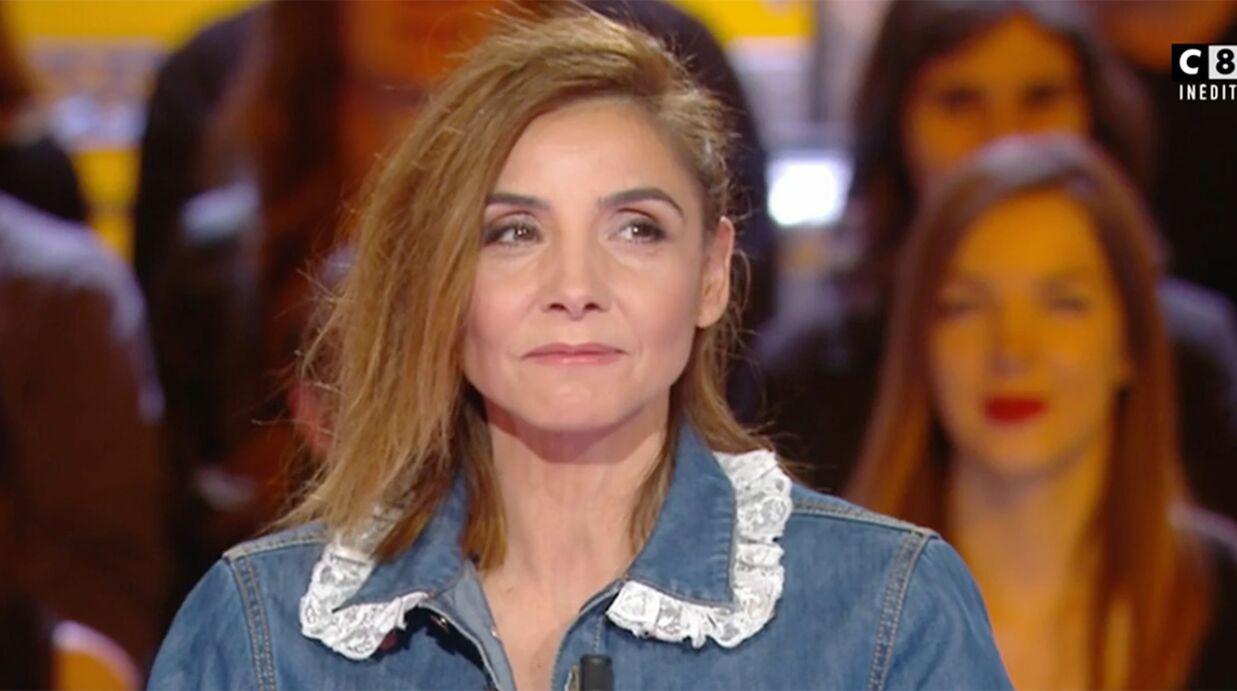 VIDEO Salut les terriens: Clotilde Courau menace de quitter le plateau, découvrez pourquoi