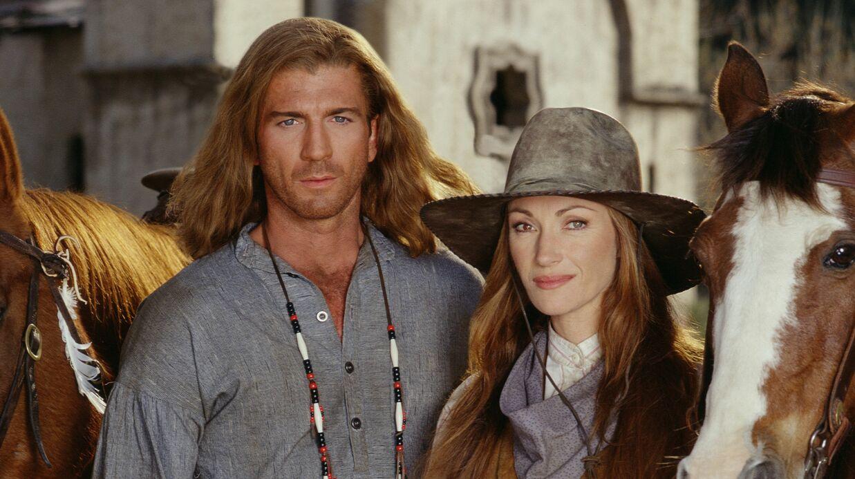 PHOTOS Jane Seymour (Docteur Quinn) complice au bras de Joe Lando, méconnaissable 20 ans après la fin de la série