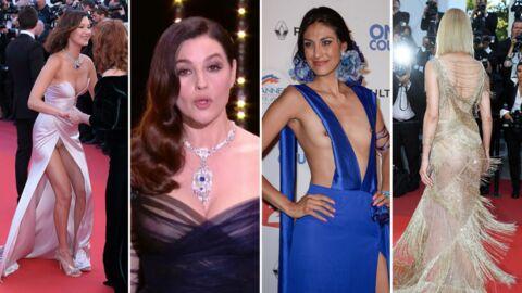 PHOTOS Festival de Cannes 2018: tous les accidents de robes qui ont marqué l'année dernière