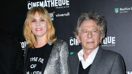 Roman Polanski exclu de l'Académie des Oscars: Emmanuelle Seigner le défend