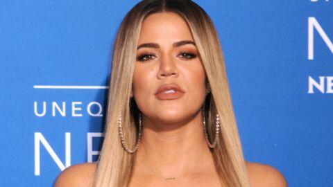 Khloé Kardashian: les toutes premières photos en compagnie de sa fille True Thompson!