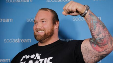 Thor Björnsson (La Montagne de Game of Thrones) sacré homme le plus fort du monde