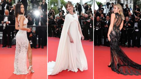 PHOTOS Festival de Cannes 2018 : Chantel Jeffries ultra sexy, Louise Bourgoin superbe en blanc