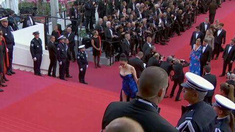 VIDEO Festival de Cannes 2018: les chutes à répétition d'une jeune femme font mourir de rire la toile