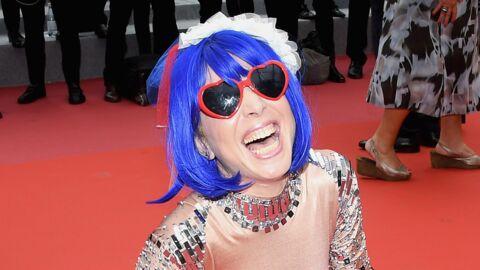 PHOTOS Festival de Cannes 2018: une chanteuse fait une grosse chute sur le tapis rouge