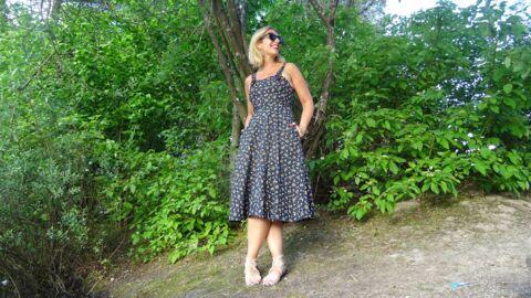 Comment porter les vêtements de sa maman sans prendre 30 ans? Le défi de Virginie