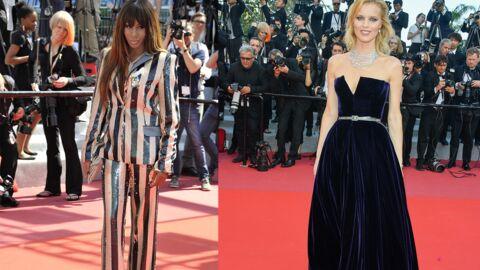 PHOTOS Festival de Cannes 2018: Mia Frye fait le show, Bella Hadid sexy et Eva Herzigova sublime en robe bustier noir