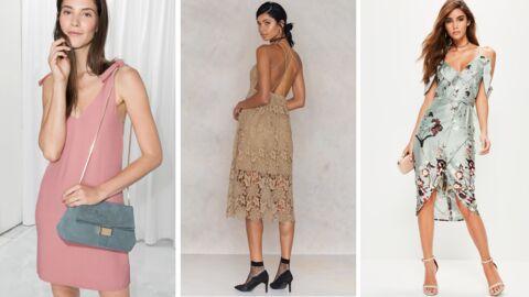 Comment s'habiller pour un mariage? Notre sélection de robes à moins de 100 euros!