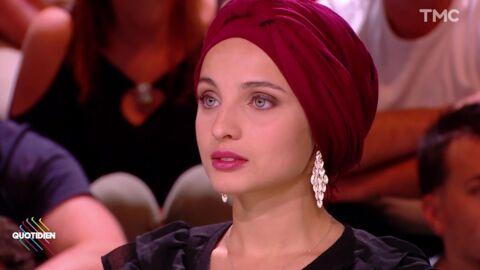 Mennel: très affectée par son départ de The Voice, elle revient sur la polémique