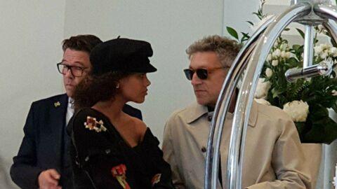Festival de Cannes 2018, jour 5: Vincent Cassel et Tina Kunakey incognito, Catherine Deneuve brune…