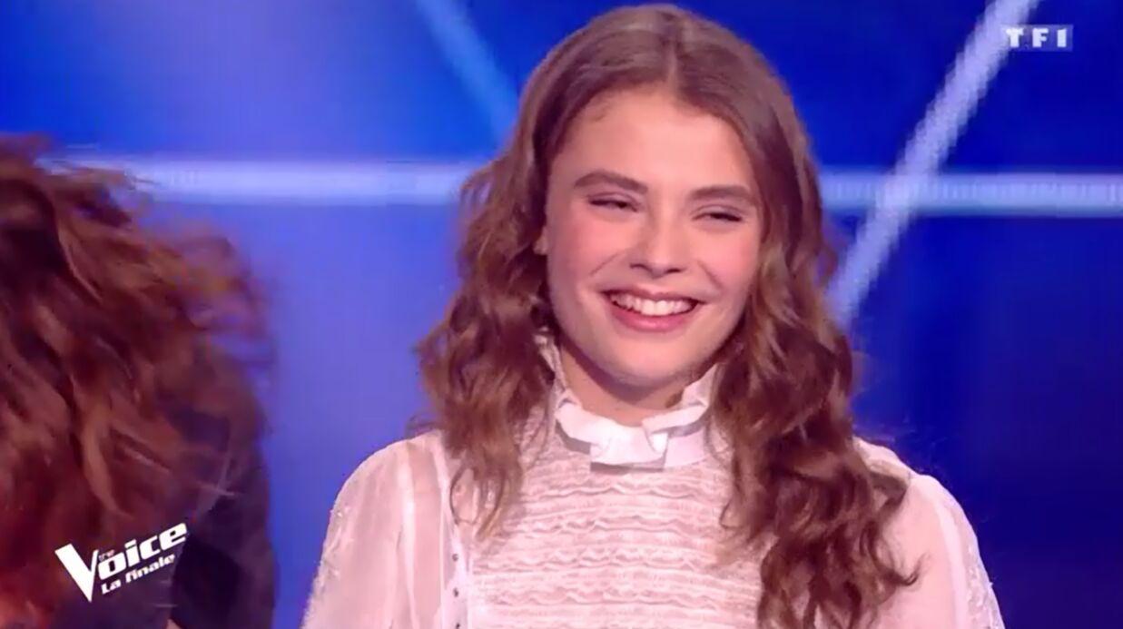 The Voice: victoire de Maëlle, qui devient la première femme à gagner l'émission
