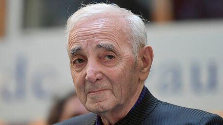 Charles Aznavour: son gendre donne des nouvelles très rassurantes du chanteur après sa chute