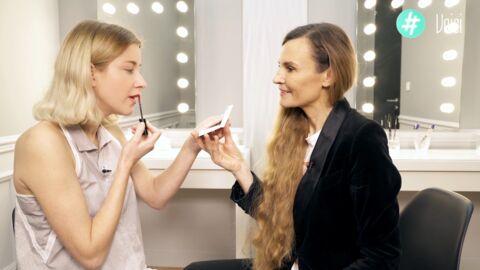 VIDEO Réaliser une bouche glossy grâce aux conseils de l'Expert MakeUp Miky Lagadec