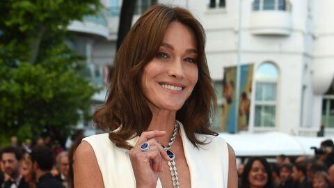 PHOTO Festival de Cannes 2018: Carla Bruni vous présente sa «fille cachée»
