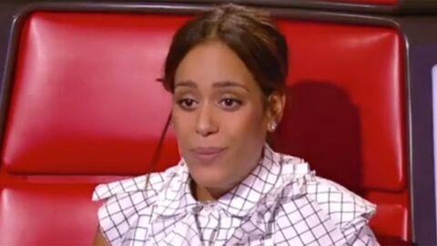 Amel Bent bouleversée dans les premières images de The Voice Kids