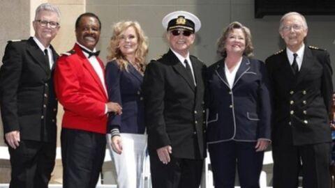 PHOTO La croisière s'amuse: les acteurs se retrouvent 40 ans après le lancement la série