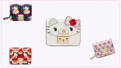 It-bag: Furla lance une collection à l'effigie d'Hello Kitty!