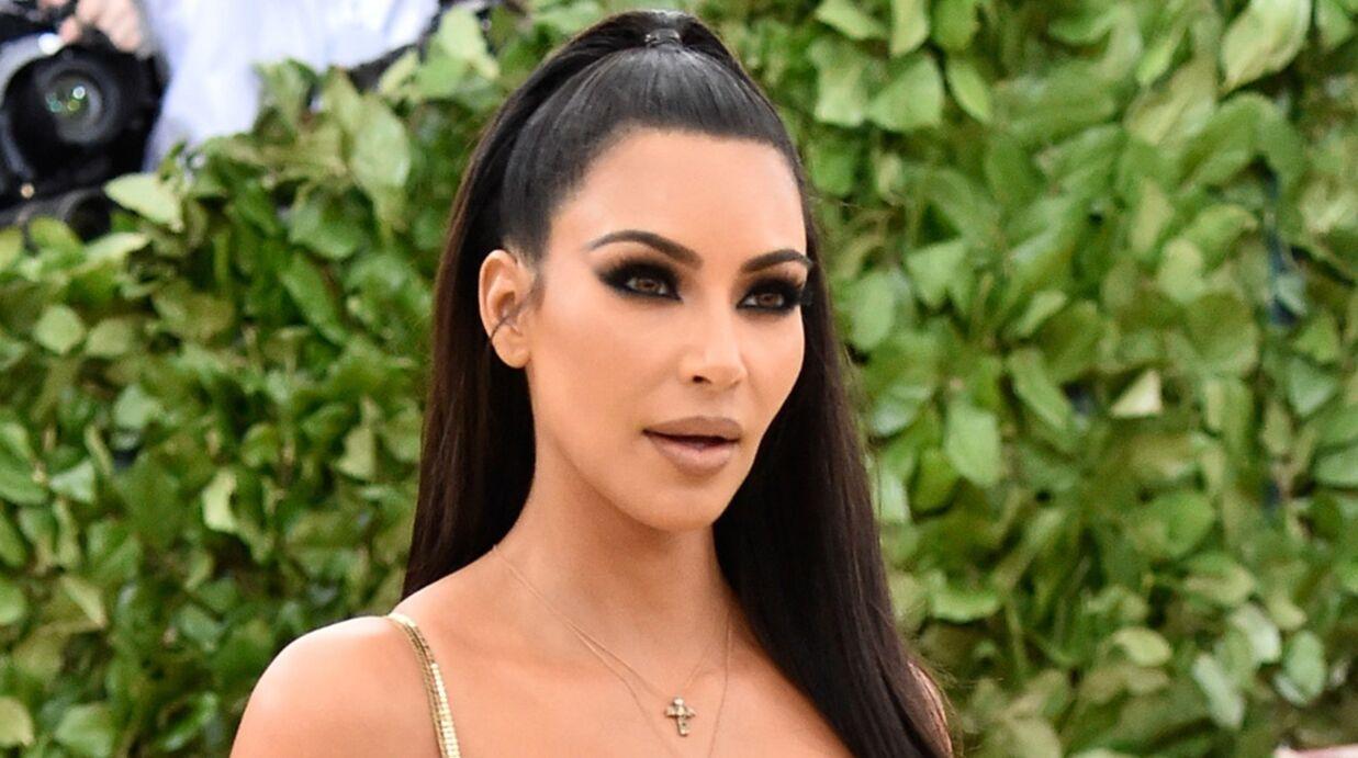 PHOTO Kim Kardashian dévoile son secret pour un portrait de famille parfait et ça lui coûte cher