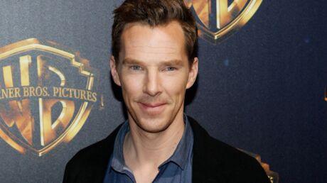 Benedict Cumberbatch a décidé de frapper un grand coup pour l'égalité salariale