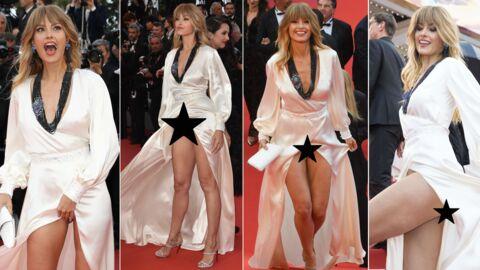 PHOTOS Festival de Cannes 2018: Petra Nemcova en dévoile beaucoup trop