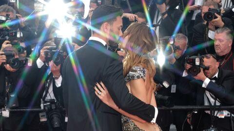 PHOTOS Festival de Cannes 2018: Nabilla et Thomas tout sauf Solo pour la montée des marches Star Wars