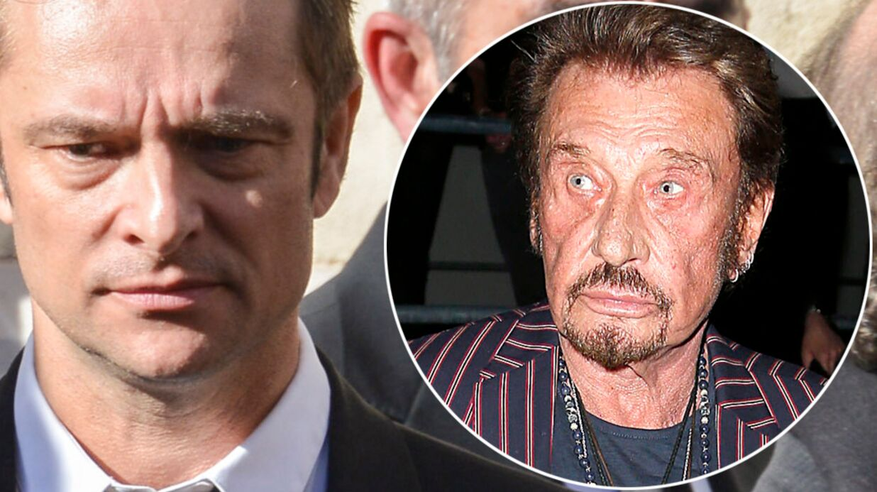 PHOTO Mort de Johnny Hallyday : l'émouvante photo de David Hallyday en hommage à son père