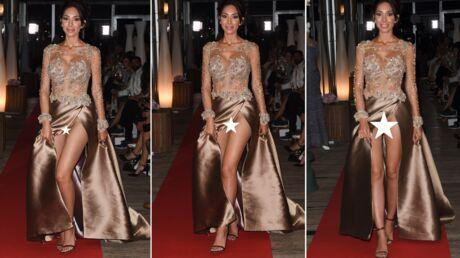 PHOTOS Festival de Cannes 2018: Farah Abraham choque la Croisette dans sa robe fendue sans culotte
