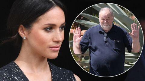 Mariage du Prince Harry: le père de Meghan Markle a encore changé d'avis
