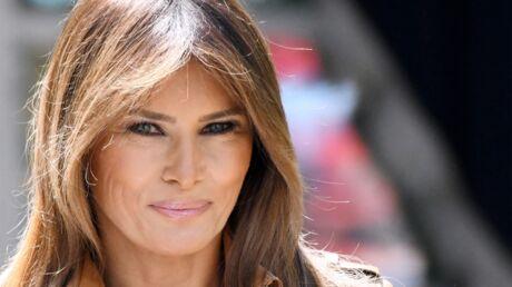 Melania Trump hospitalisée: la First Lady a subi une opération