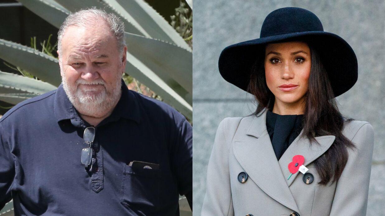 Mariage du prince Harry: opéré du coeur, le père de Meghan Markle ne sera finalement pas présent