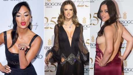 PHOTOS Cannes 2018 : Michelle Rodriguez frôle l'accident de robe, Alessandra Ambrosio ultra décolleté