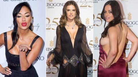 PHOTOS Cannes 2018: Michelle Rodriguez frôle l'accident de robe, Alessandra Ambrosio ultra décolleté