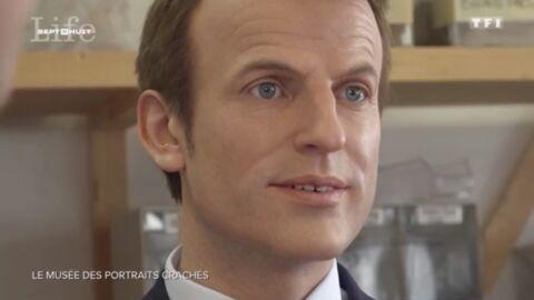 Emmanuel Macron: sa statue de cire ratée du musée Grévin pourrait être refaite
