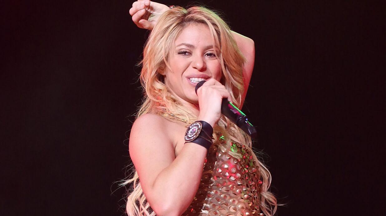 Shakira: son booty shake endiablé aux répétitions de sa tournée