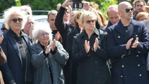 Obsèques de Maurane: Muriel Robin, Zazie, Lara Fabian et bien d'autres lui rendent un vibrant hommage
