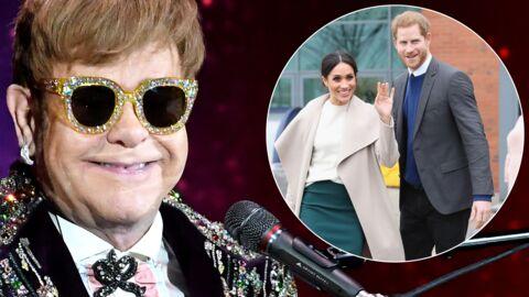Mariage du prince Harry et Meghan Markle: Elton John chantera pour l'évènement