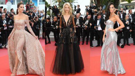 PHOTOS Festival de Cannes 2018: Jade Lagardère et Alessandra Ambrosio éblouissantes, une invitée montre tout