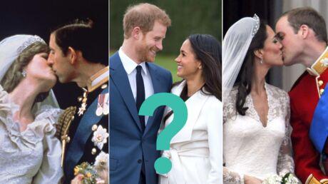 Mariage du prince Harry et Meghan Markle: où aura lieu le bisou puisqu'il n'y a pas de balcon à Windsor?
