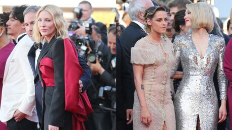 PHOTOS Festival de Cannes 2018: Léa Seydoux sexy en robe fendue, Cate Blanchett étonne avec sa tenue