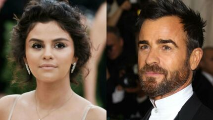 Selena Gomez et Justin Theroux très proches: Jennifer Aniston serait furieuse