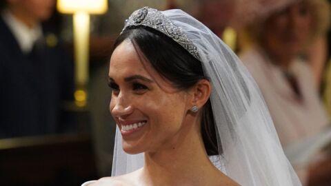PHOTOS Mariage du prince Harry et Meghan Markle: ce qu'il faut savoir sur la tiare de la mariée