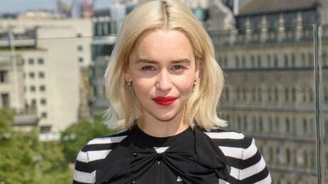 Emilia Clarke (Game of Thrones) revient sur la «meilleure nuit de sa vie» avec Brad Pitt
