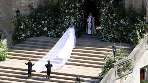 Mariage du prince Harry et Meghan Markle: tout ce qu'il faut savoir sur sa robe de mariée Givenchy