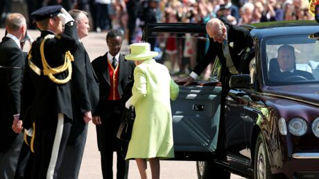 PHOTOS Mariage du prince Harry: revivez l'arrivée de la famille royale à la chapelle Saint-George
