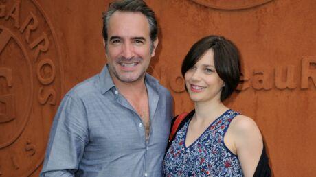 PHOTOS Jean Dujardin et Nathalie Péchalat se sont mariés