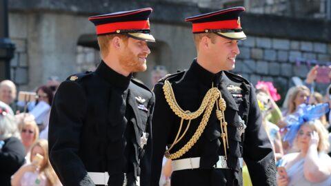 VIDEO Mariage royal: revivez l'arrivée du prince Harry dans la chapelle Saint-George