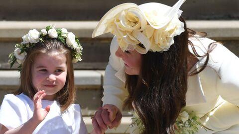 PHOTOS Mariage du prince Harry et Meghan Markle: trop mignonne, la princesse Charlotte fait craquer la foule