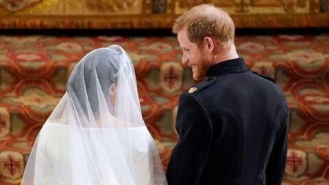 VIDEO Mariage royal: ce qu'a dit Harry à Meghan lors de son arrivée dans la chapelle