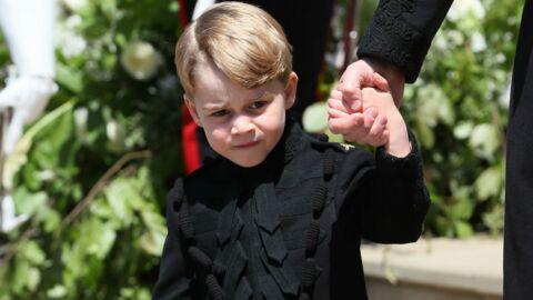 PHOTOS Mariage du prince Harry et Meghan Markle: pourquoi la tenue du prince George bouleverse les codes